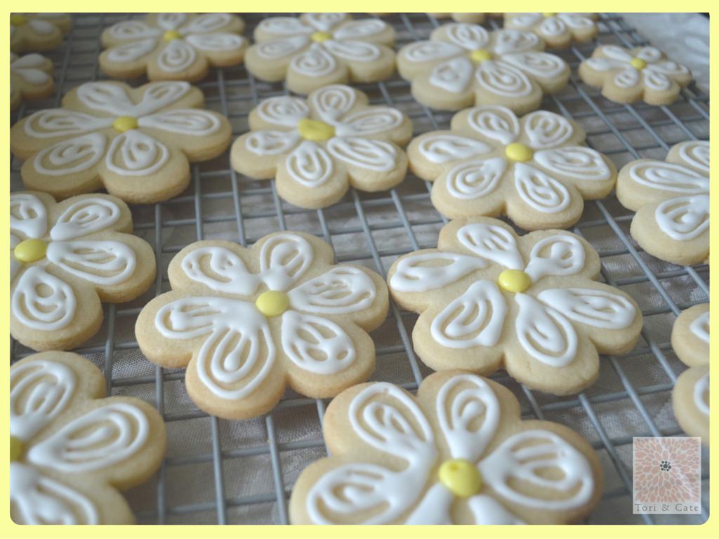 daisy-cookies
